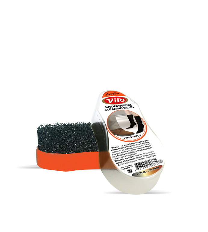 Mini Suede Cleaning Brush